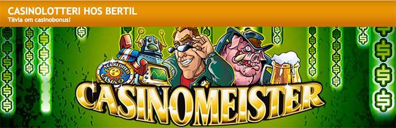 Spela Nya Spelet Casinomeister