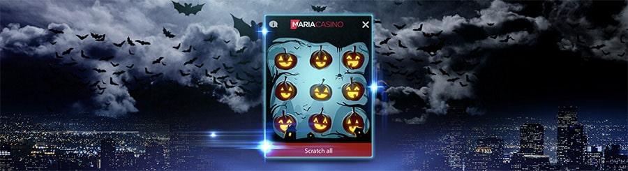 Maria Casino Halloween Special