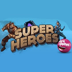 Super Heroes Supervinst