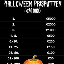 Halloweenjakt hos SverigeAutomaten