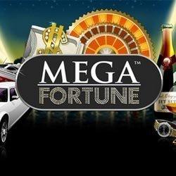 Mega Fortune jackpoten brinner när som helst