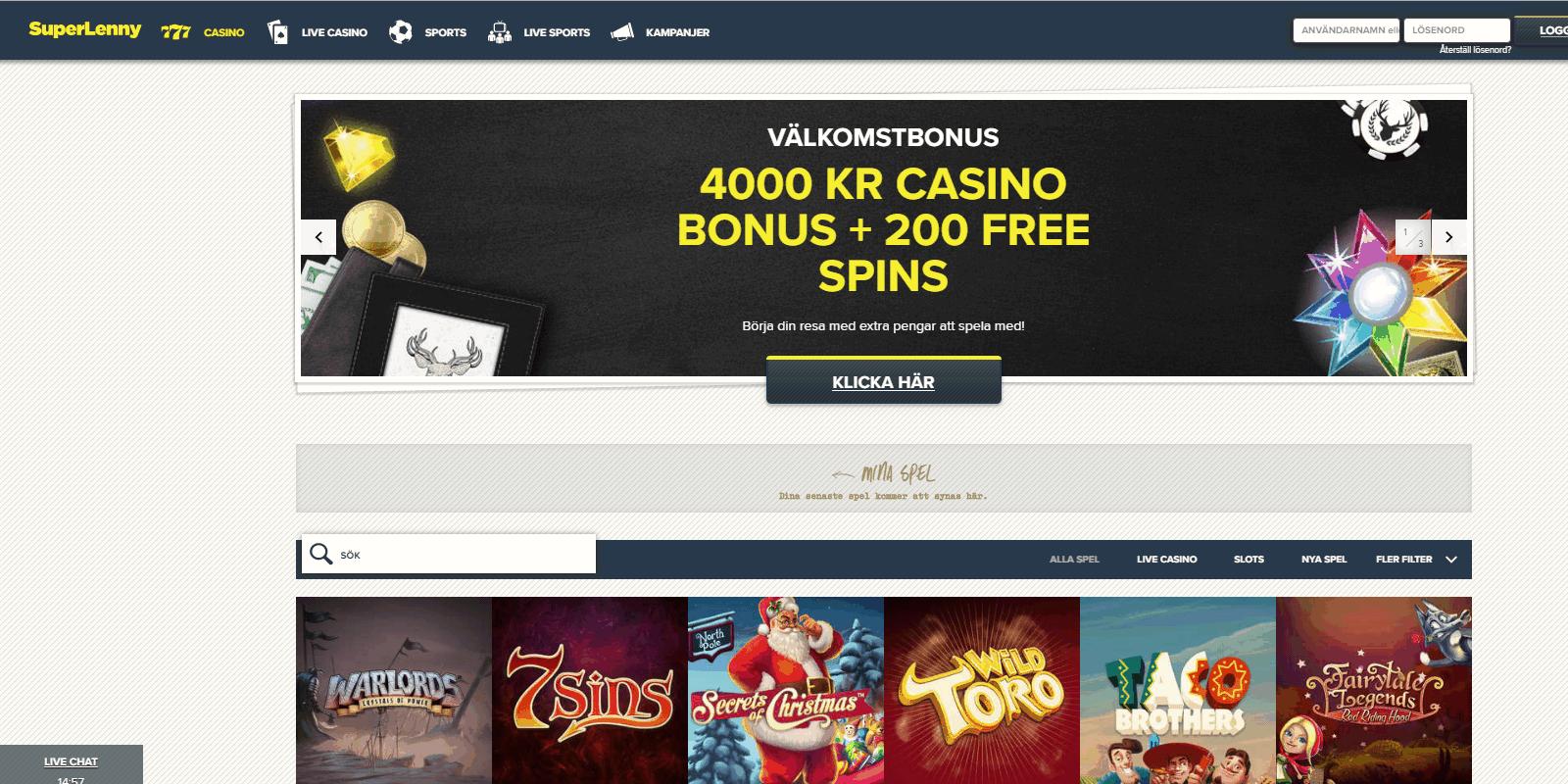 Mr Green casino bonusar - 1000 kr i bonus + 200 free spins!
