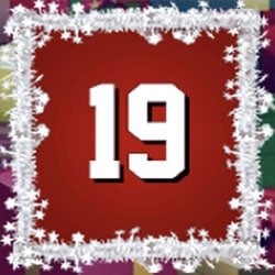 Casino Julkalendrar Lucka 19