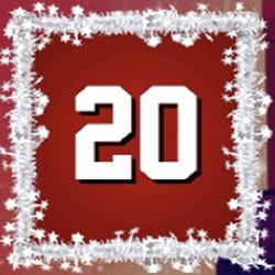 Julkalendern lucka 20 december 2016