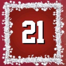 Julkalendern 2016 Lucka 21