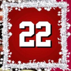 Bästa Julkalendrarna 2016 Lucka 22