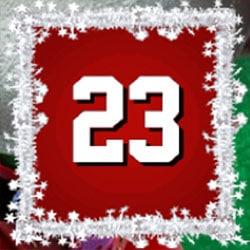 Julkalender 23 december 2016