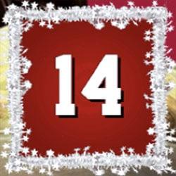 Casino Julkalendrar 14 december 2016