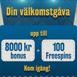 Juldagens Casino Bonus