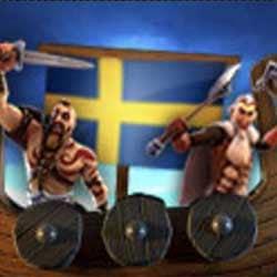 100 Free Spins på Vikings Go Berzerk!