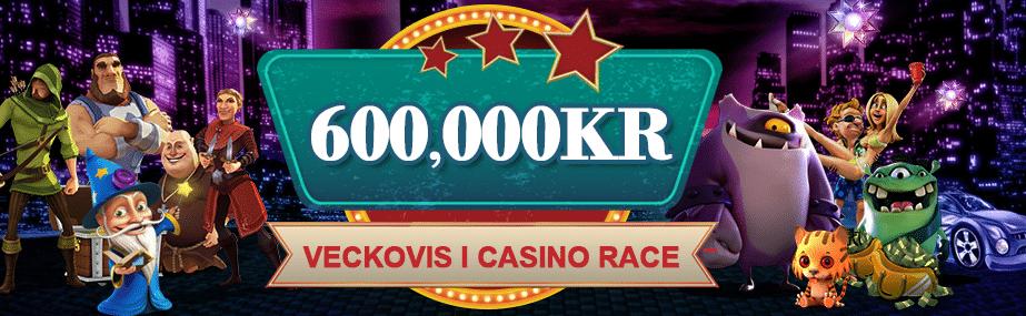 600000 veckorace