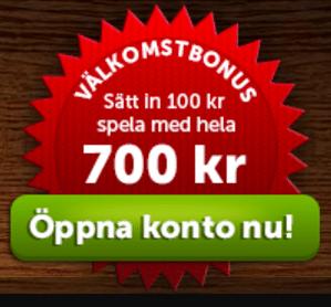 600 % bonus