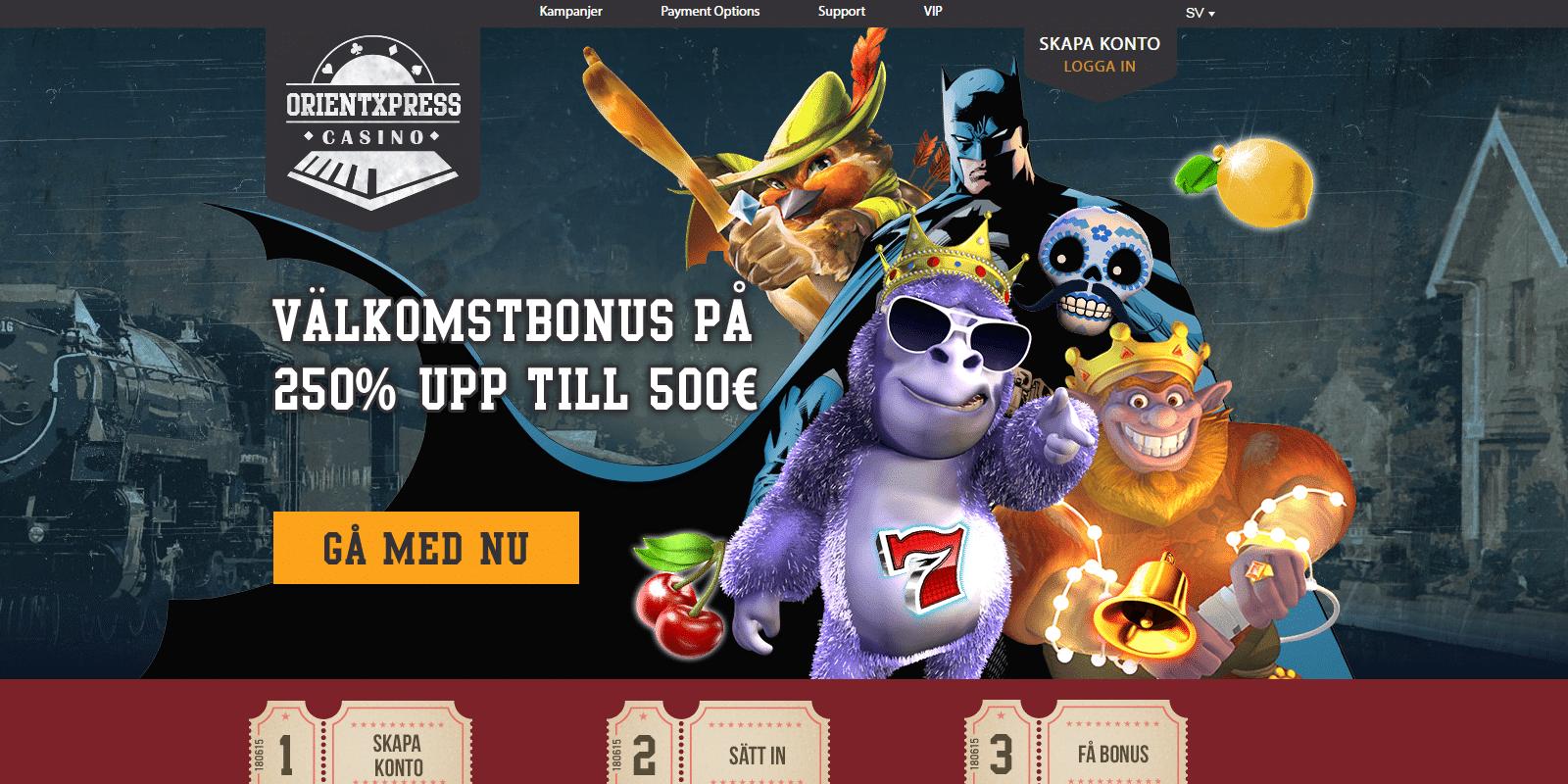 nambet bonus casino