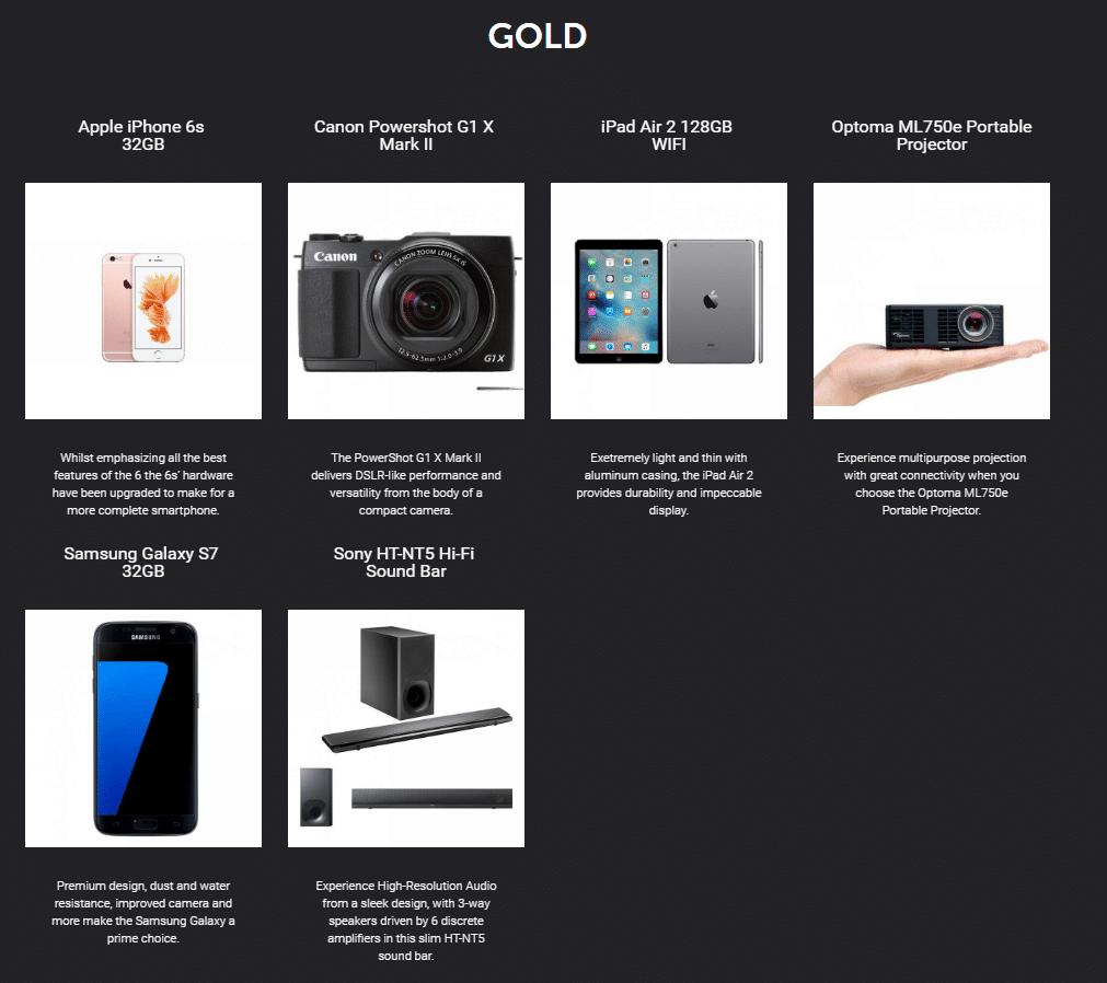 guldklassen