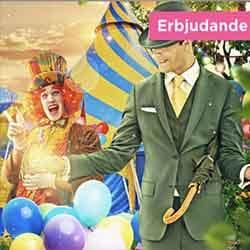 Mr Green's Nöjesfält & Cirkus 20 april – 2 maj