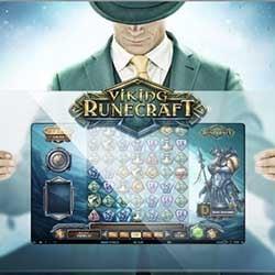 Spela Viking Runecraft med Cash Drop