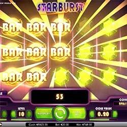 Starburst lanserades 2012 – Få 400 Gratissnurr!