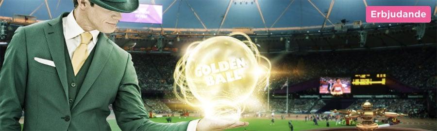 Friidrotts-VM och Golden Ball
