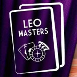 Leo Masters Livecasinoturnering