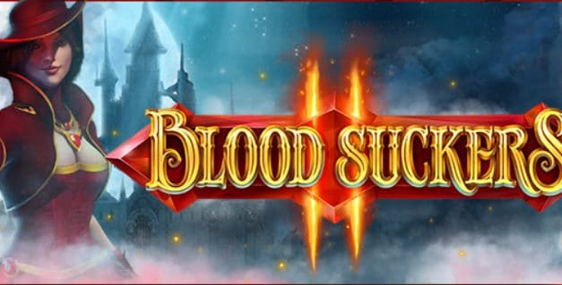 15 free spins på Blood Sucker II – Låt blodet flyta!