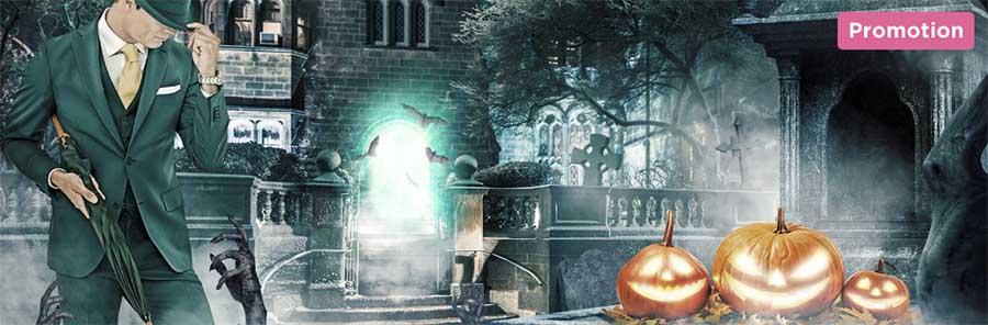 halloween erbjudande