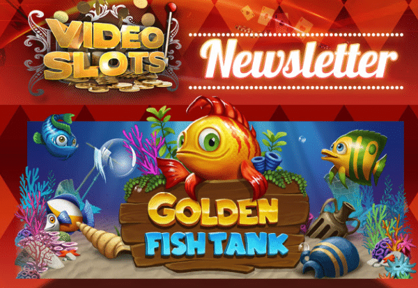 videoslot golden fish tank