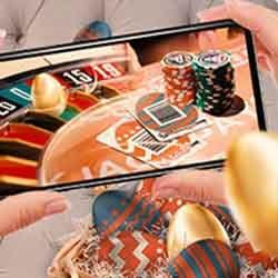 Påsken fortsätter i Live Casinot till söndag 8 april 2018