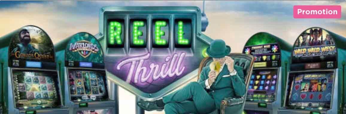 1000 Free Spins står på spel 1-23 september 2018