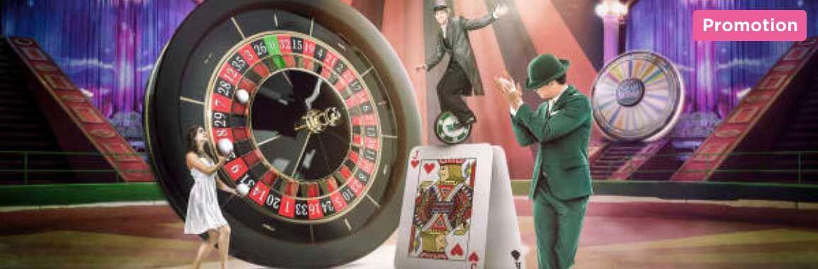 Live Casinocirkus
