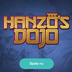 Ultimata träningen med mästare Hattori Hanzo i Hanzo's Dojo