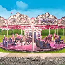 Casino Karneval 1-29 Augusti 2018 hos Vera&John