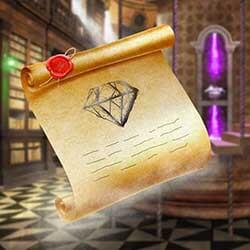 Vinn 1 av 2 Diamanter & Obegränsade Free Spins