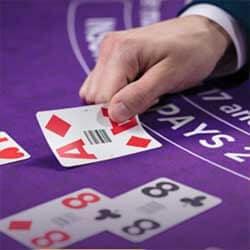 Spela Live Blackjack med extra cash mellan den 13 och 17 augusti
