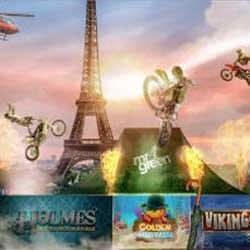 Nitro Circus VIP upplevelse i Paris värd 80 000 kr!