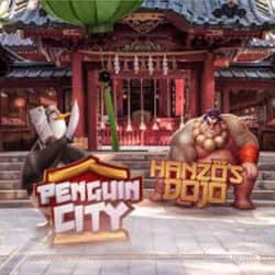 """200 000 kr prispott i """"Penguin City"""" och """"Hanzu's Dojo"""""""