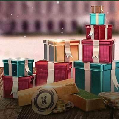 Juläventyret 2018 i det svenska casinot har börjat!