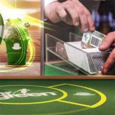 Spela Grön Blackjack i Januari