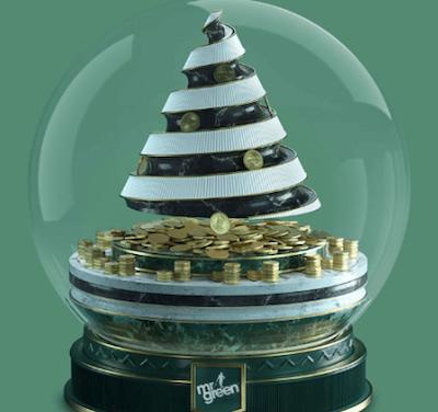 Casino Erbjudande 28/12: 3 minuter med free spins