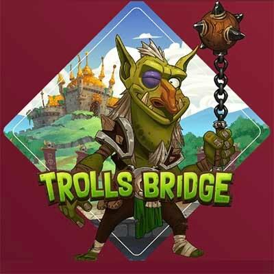 Trolls Bridge – Fantasy spel utspelar sig i medeltidsmiljö