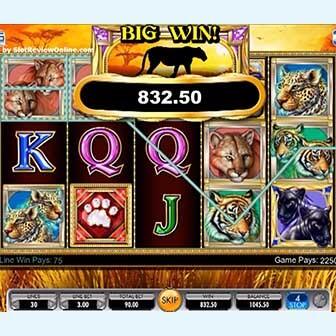 Spela landbaserade IGT casinospel online på nätet