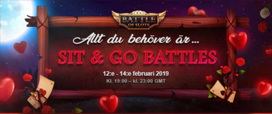 Alla Hjärtans Dag Casino 2019