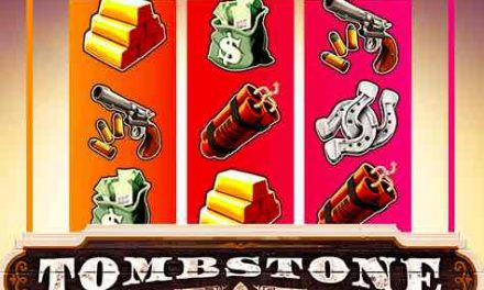 Tombstone Casino Turnering – Free Spins & Sticky Wilds