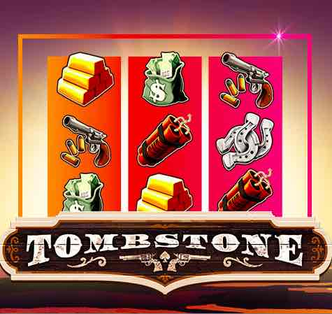 Tombstone Casino Turnering - Free Spins & Sticky Wilds