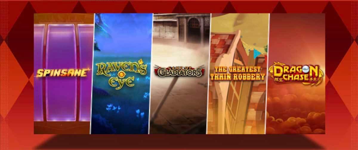 Populäraste spelen i sommar - Spelsommaren är här!