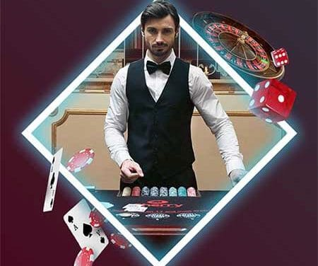 Live Casino-guide: Del 3 – Poker