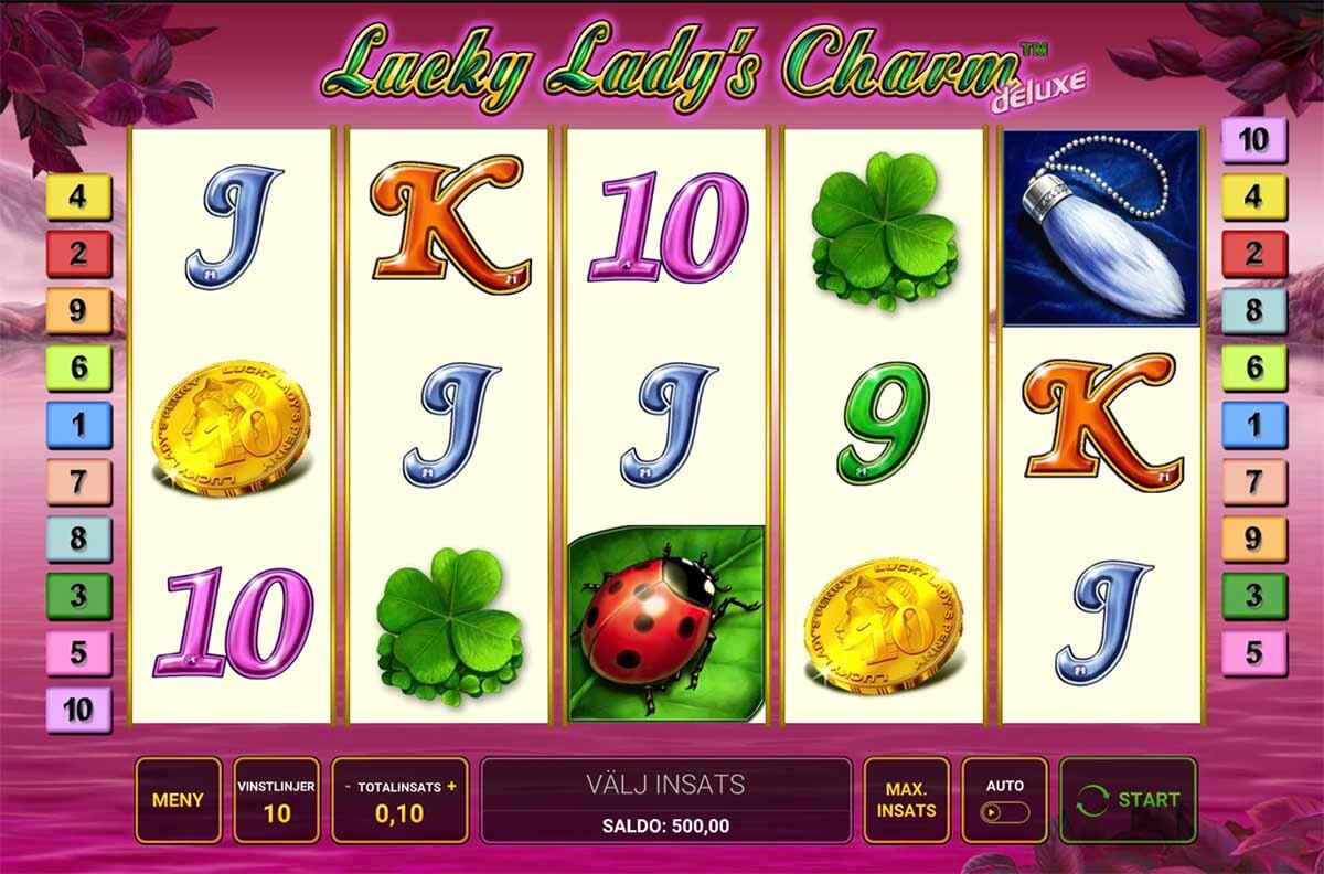 Sommarspel Nr: 1 Lucky Lady`s Charm