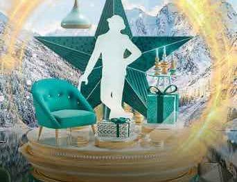 Casino Julkalender 1 December 2019