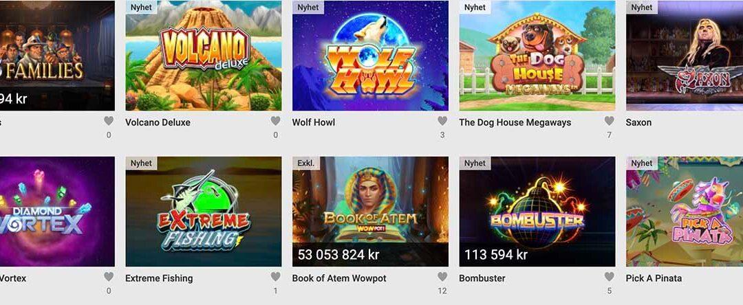 Unibet Casino – 100 freespins på Starburst (utan omsättningskrav)